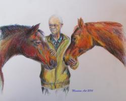 Pencildrawing, A4 [sold]