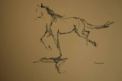Sketch, A5 [sold]