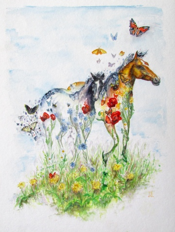 A3, watercolours [private collection]